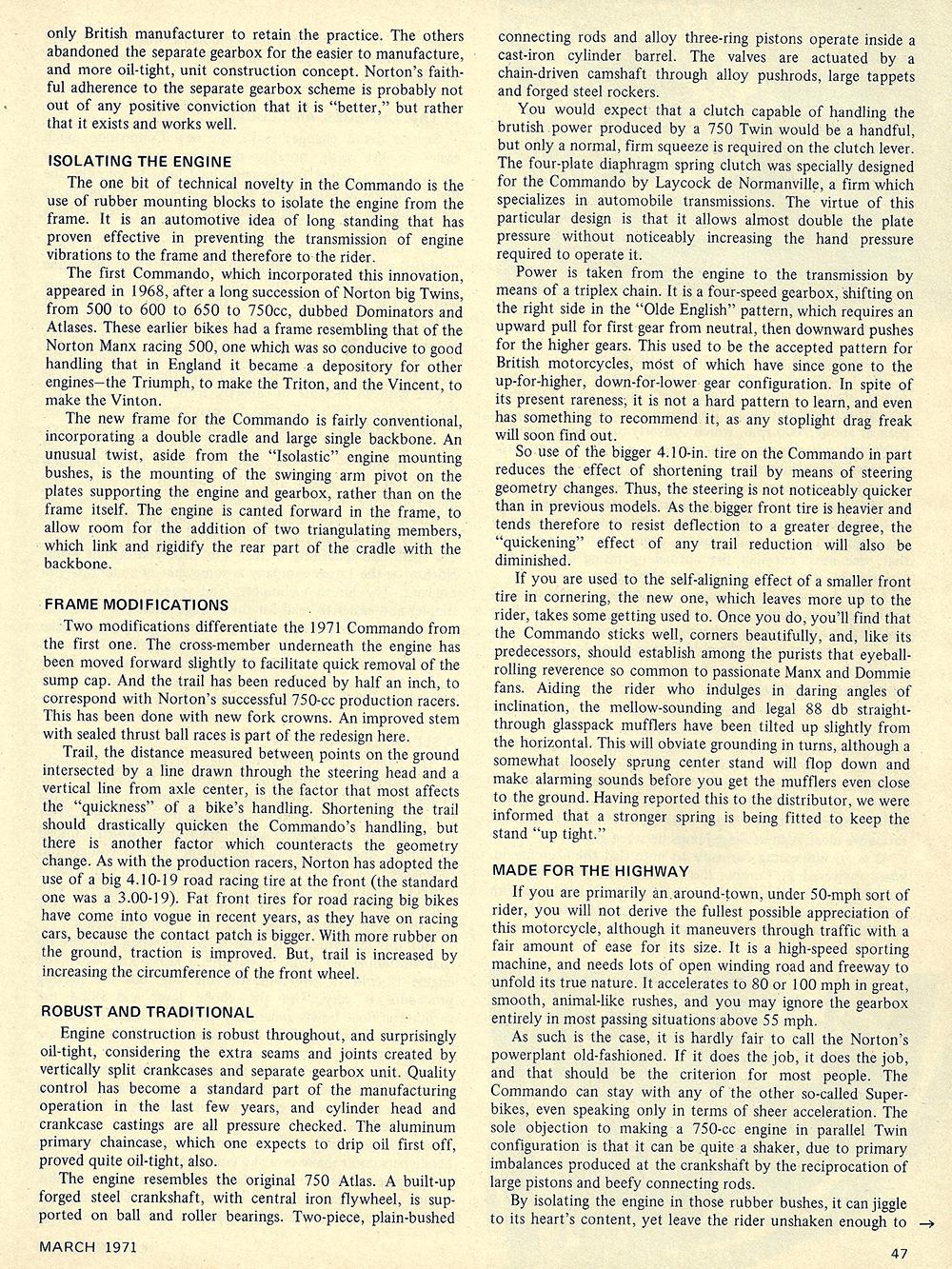 1971 Norton 750 Commando Fastback road test 02.jpg