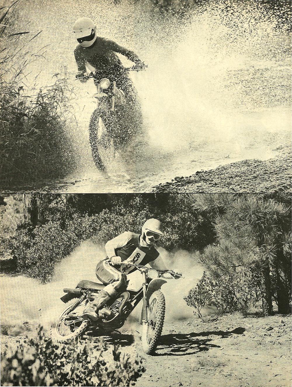 1977 Suzuki DS185 road test 03.jpg