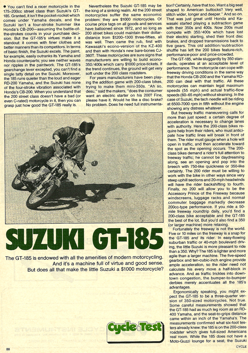 1976 Suzuki GT185 road test 1.jpg