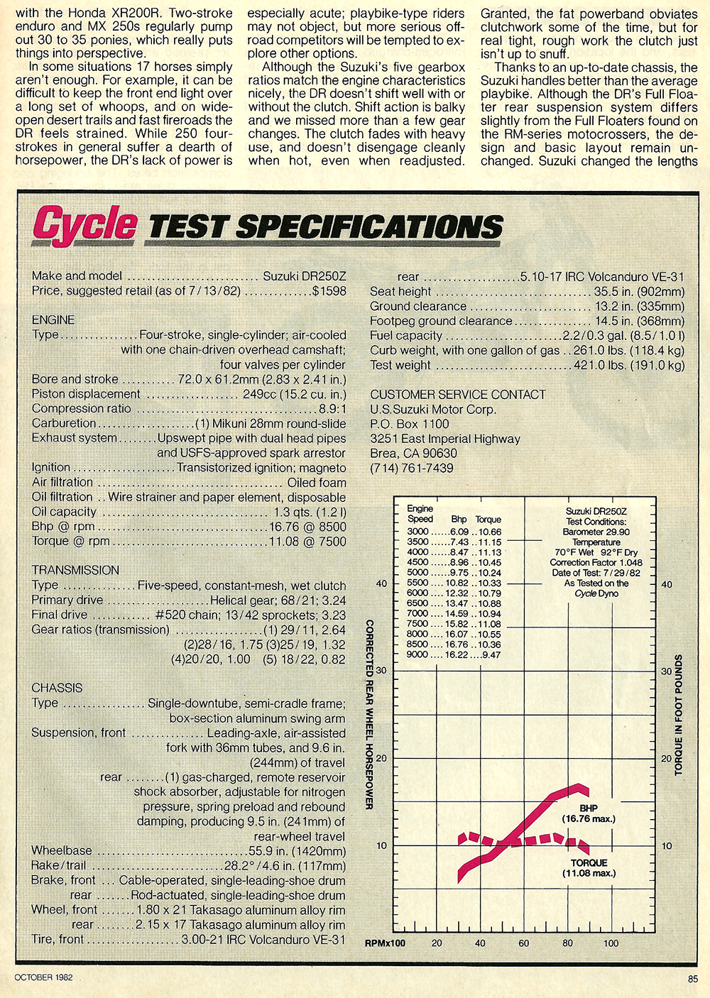 1982 Suzuki DR250Z road test 6.jpg