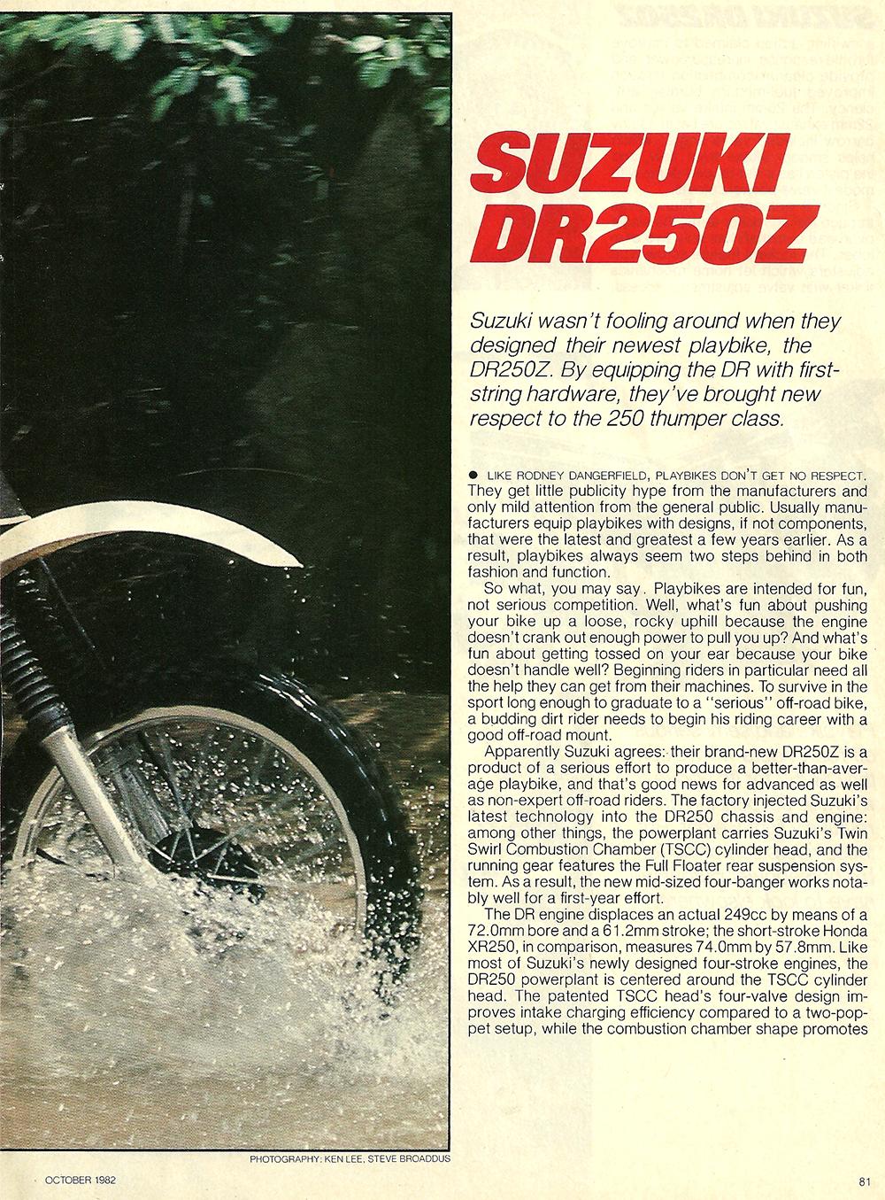 1982 Suzuki DR250Z road test 2.jpg