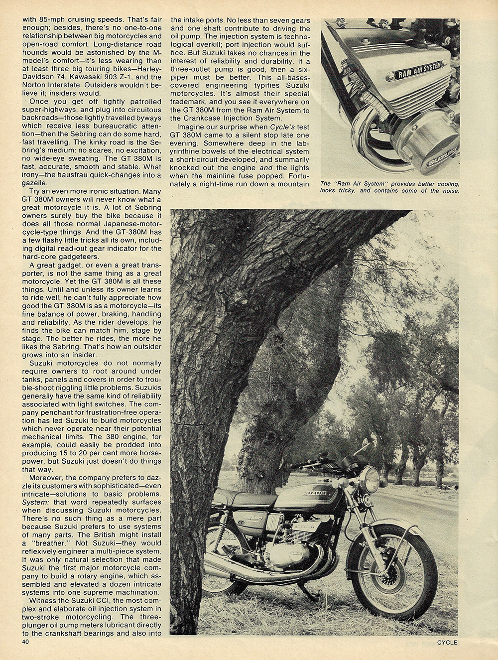 1975 Suzuki GT380M road test 3.JPG
