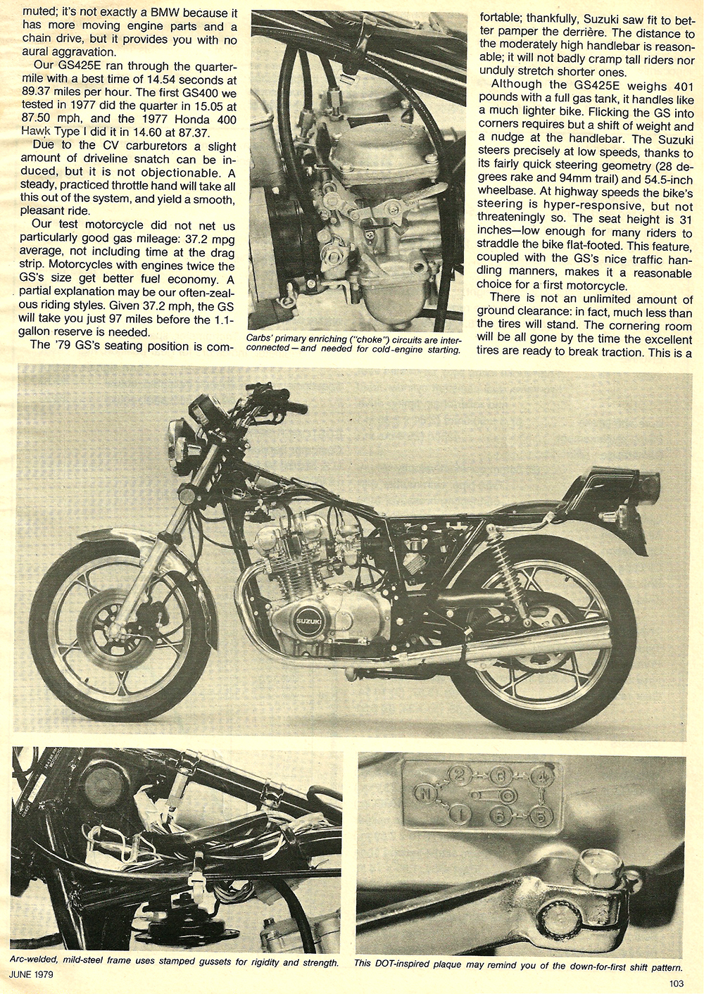 1979 Suzuki GS425E road test 06.jpg