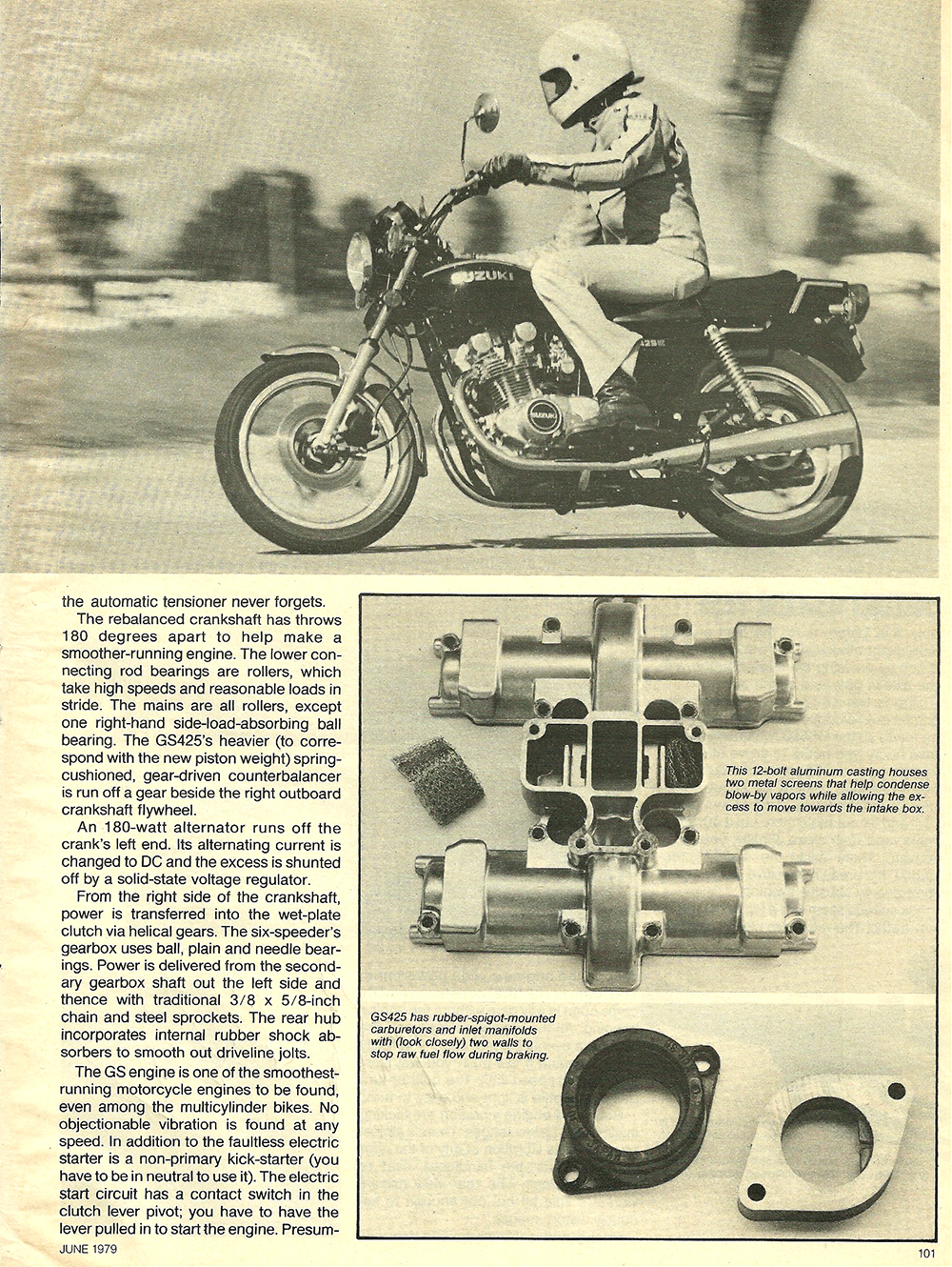1979 Suzuki GS425E road test 04.jpg