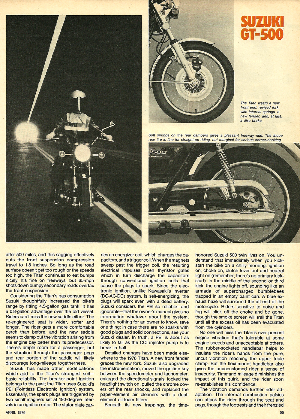1976 Suzuki GT500 road test 4.jpg