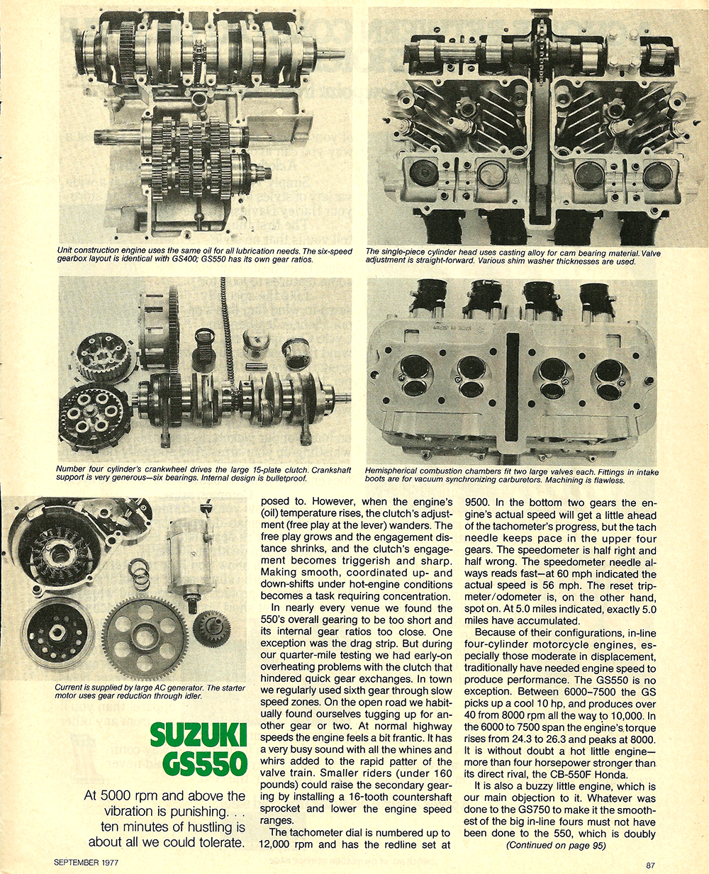 1977 Suzuki GS550 road test 06.jpg