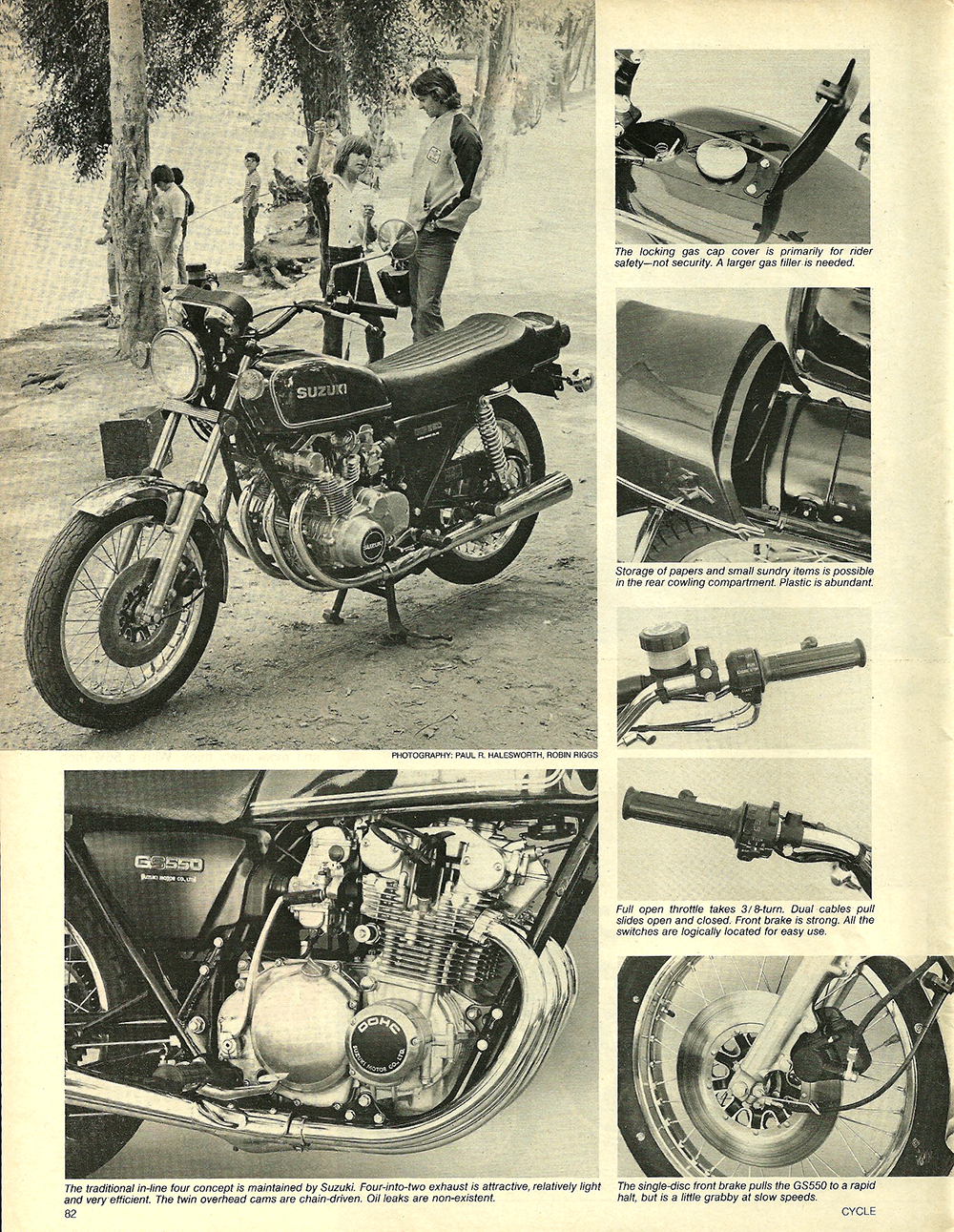 1977 Suzuki GS550 road test 03.jpg