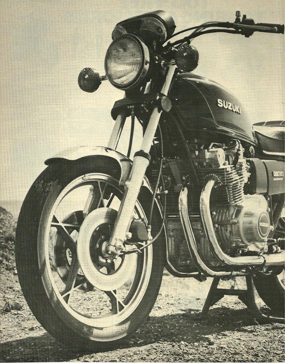 1978 Suzuki GS750ec road test 01.jpg