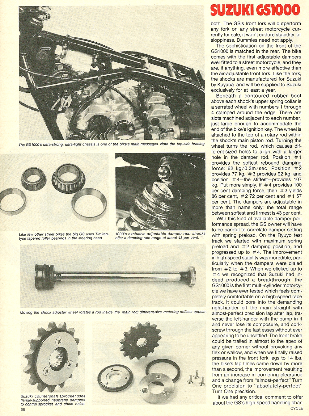 1978 Suzuki GS1000 road test 7.jpg
