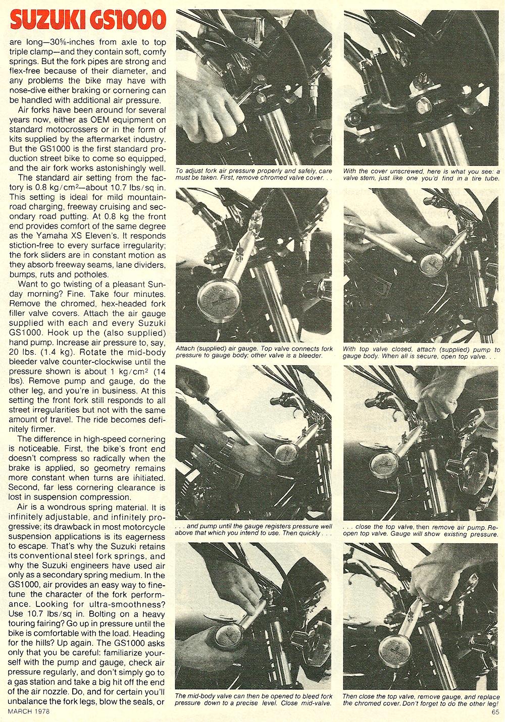 1978 Suzuki GS1000 road test 6.jpg
