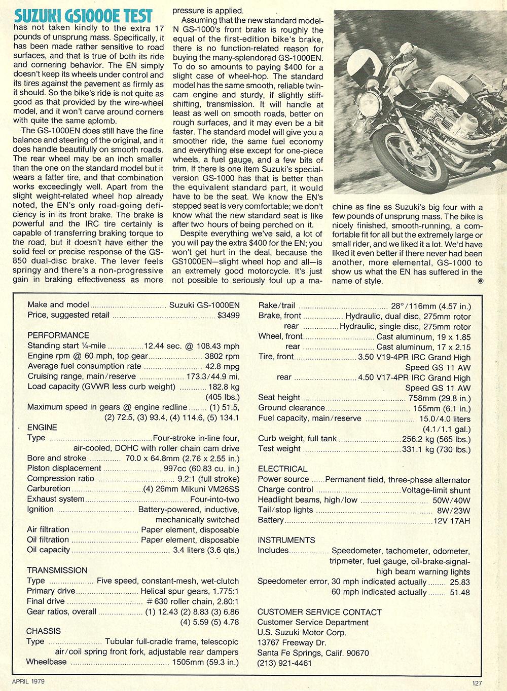 1979 Suzuki GS1000E road test 08.jpg