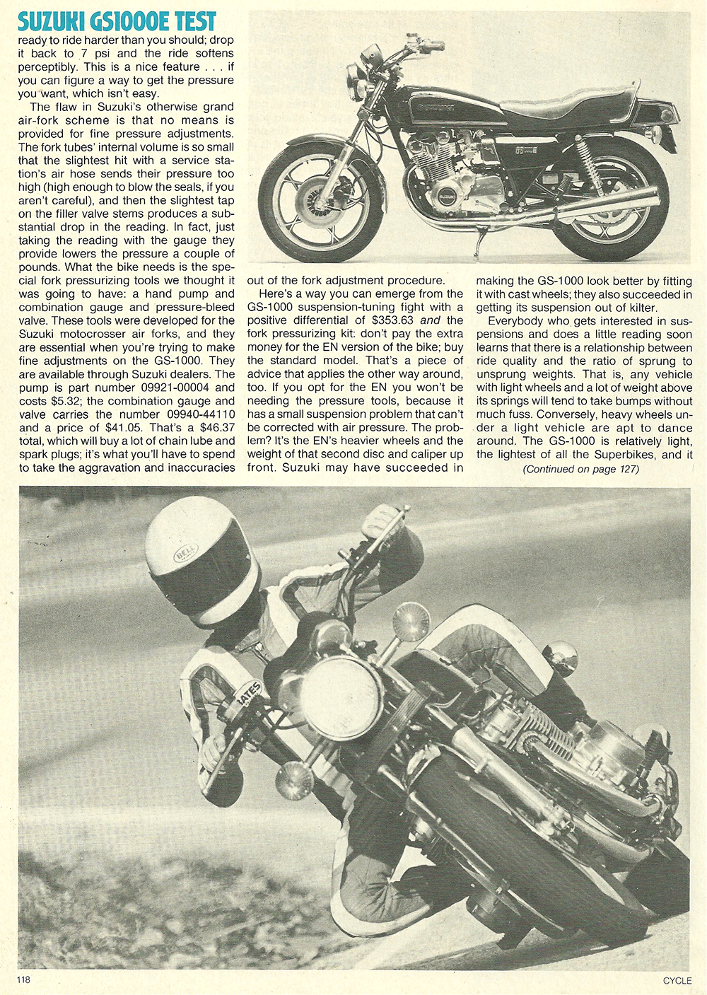 1979 Suzuki GS1000E road test 07.jpg