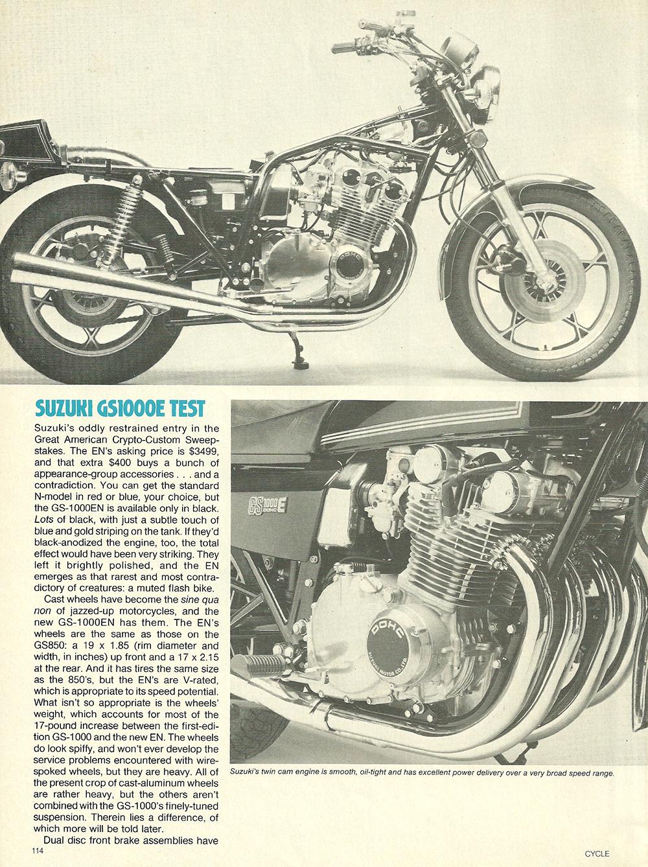 1979 Suzuki GS1000E road test 03.jpg