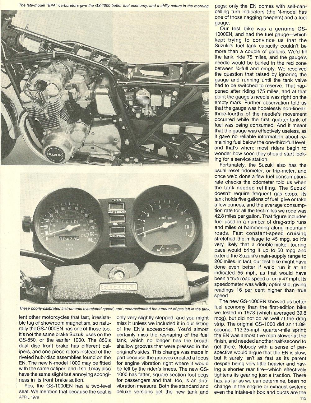 1979 Suzuki GS1000E road test 04.jpg