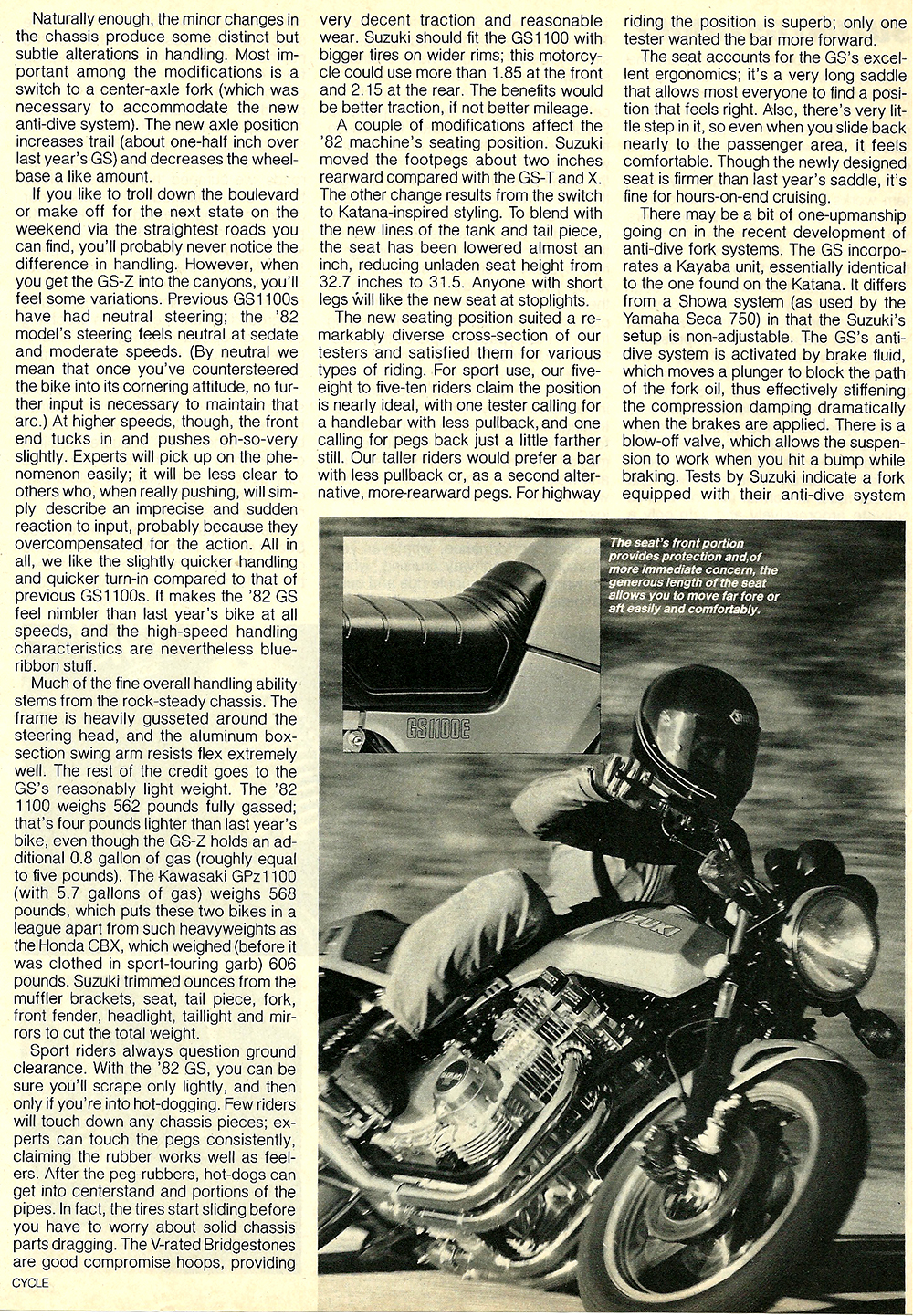 1982 Suzuki GS1100EZ road test 07.jpg