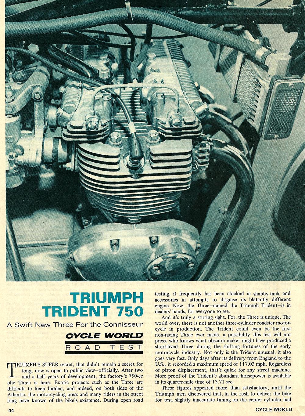1968 Triumph Trident 750 road test 01.jpg