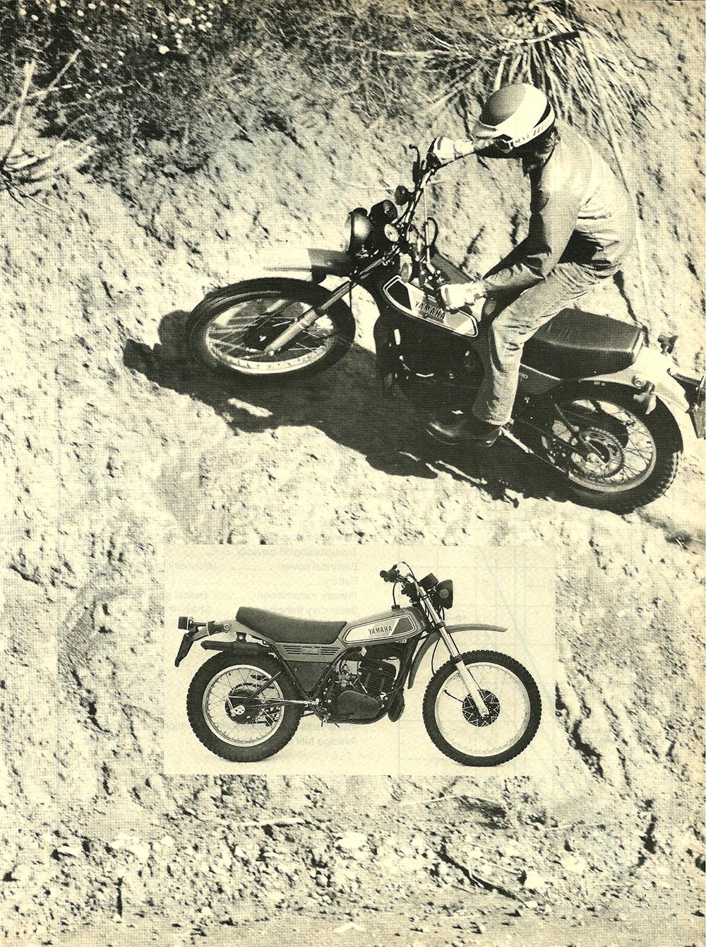 1977 Yamaha DT250D road test 3.jpg