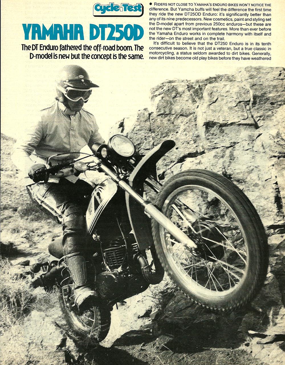 1977 Yamaha DT250D road test 1.jpg