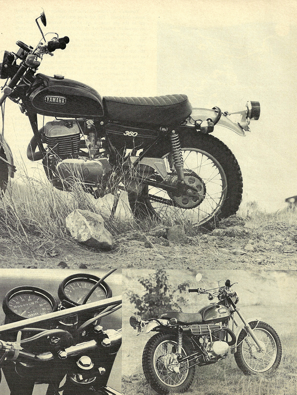 1971 Yamaha RT-1B road test 02.jpg