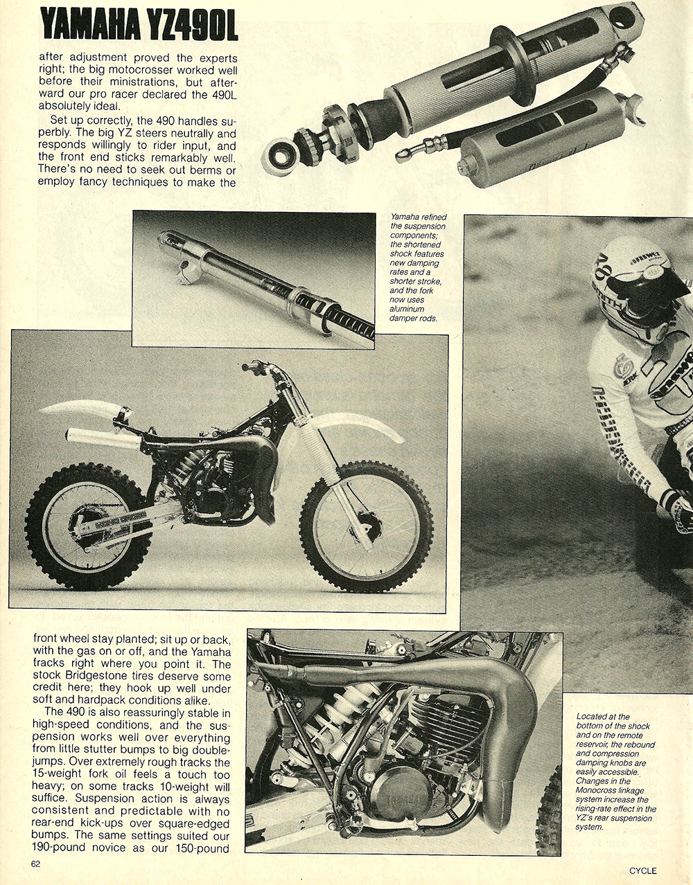 1984 Yamaha YZ490L off road test 5.jpg