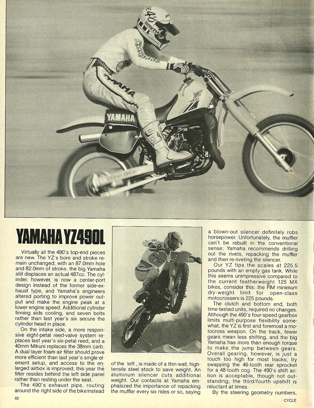 1984 Yamaha YZ490L off road test 3.jpg