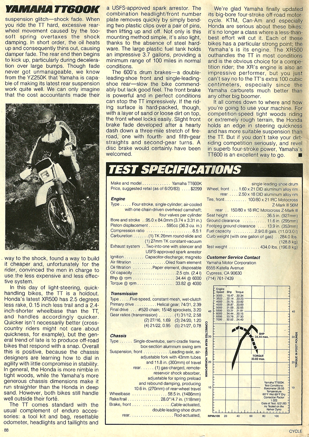 1983 Yamaha TT600K off road test 7.jpg
