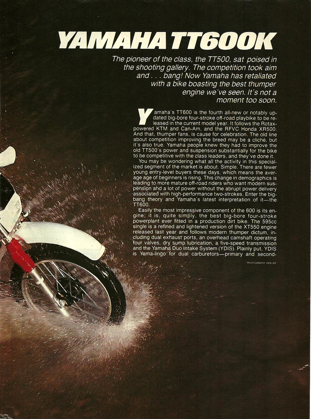 1983 Yamaha TT600K off road test 2.jpg
