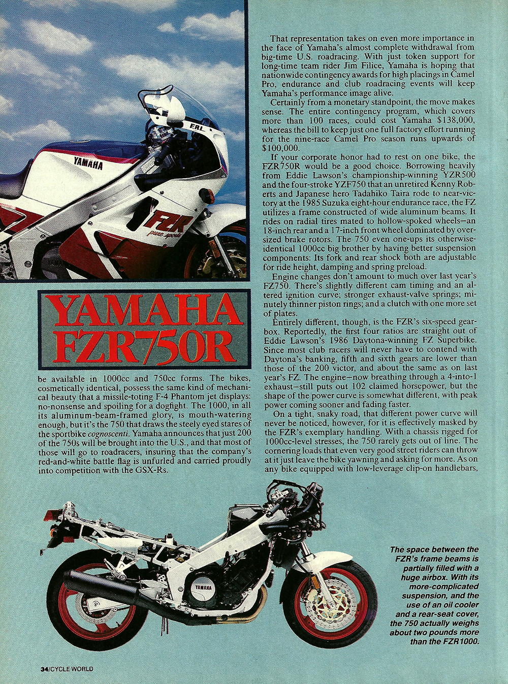 1987 Yamaha FZR750R road test 03.jpg