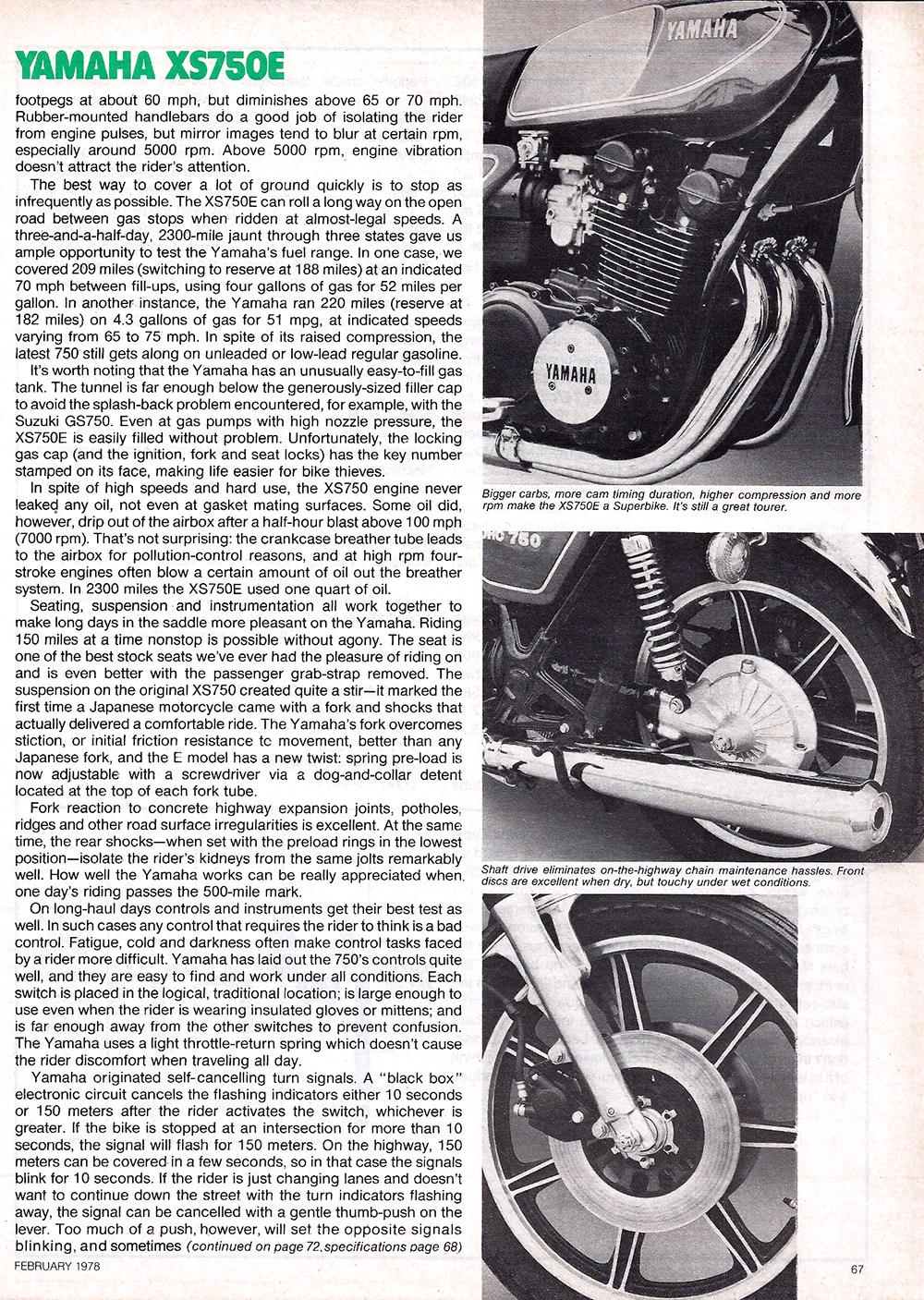 1978 Yamaha XS750E road test 4.jpg