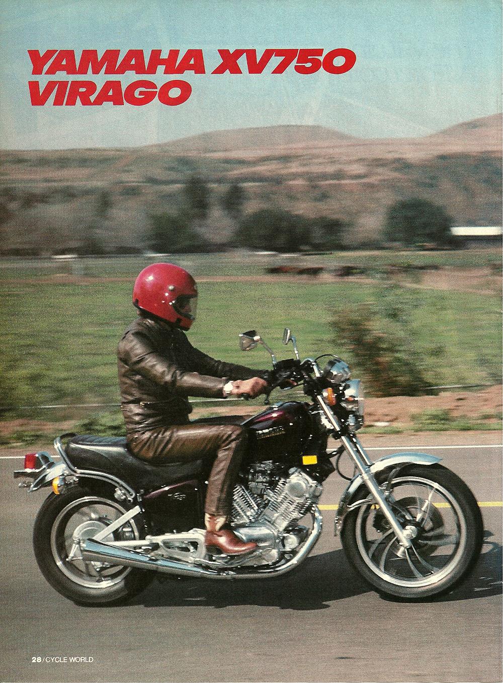 1981 Yamaha XV750 Virago road test 01.jpg
