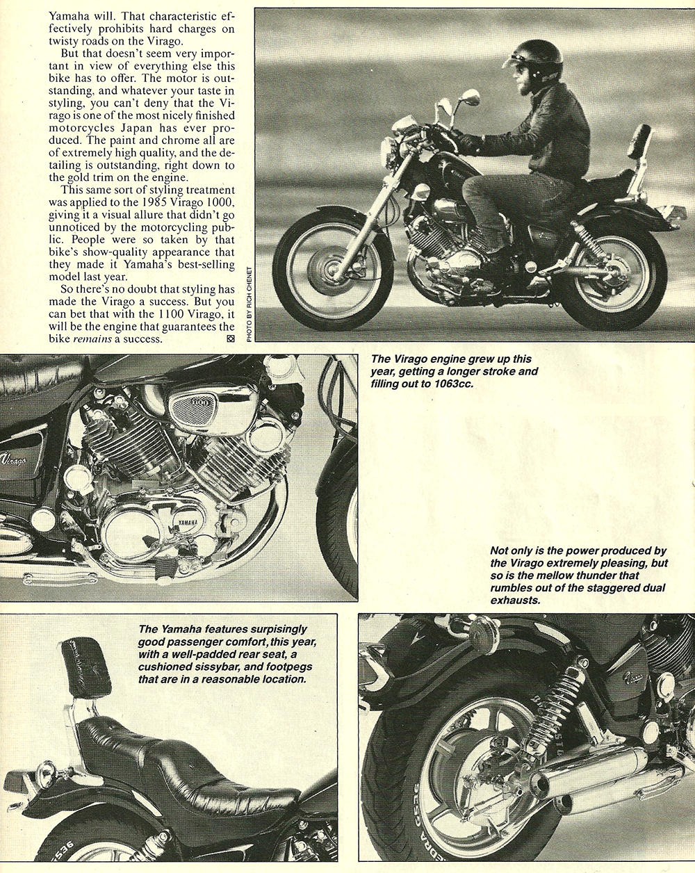1986 Yamaha Virago 1100 road test 03.jpg
