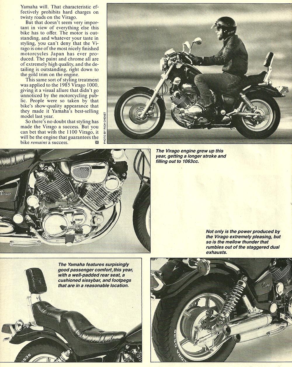 1986 Yamaha Virago 1100 road test 03.jpg