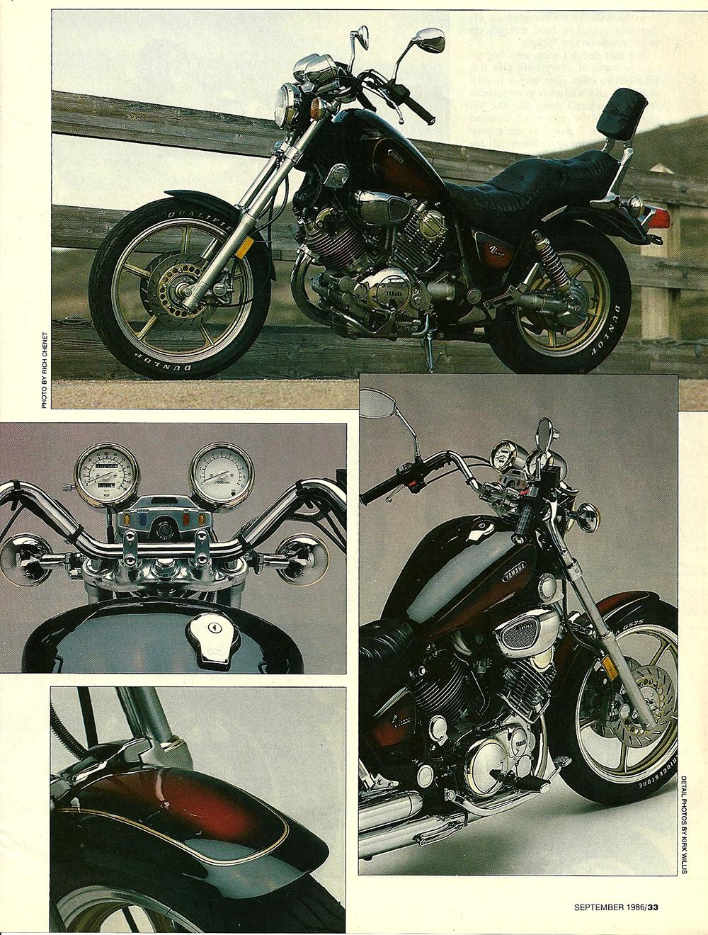 1986 Yamaha Virago 1100 road test 02.jpg