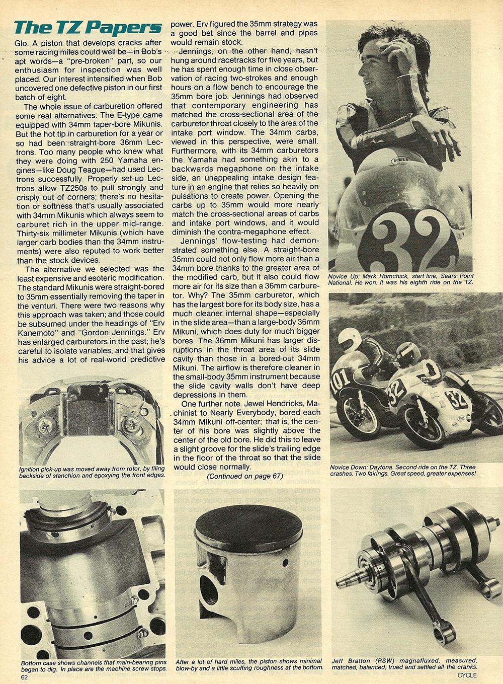 1978 Yamaha TZ750 Bumblebee Special test 10.jpg