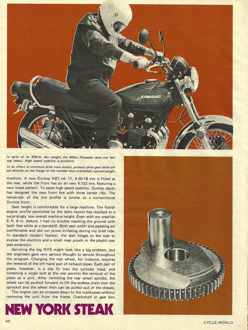1972 Kawasaki Z1 900 New York Steak road test 05.jpg