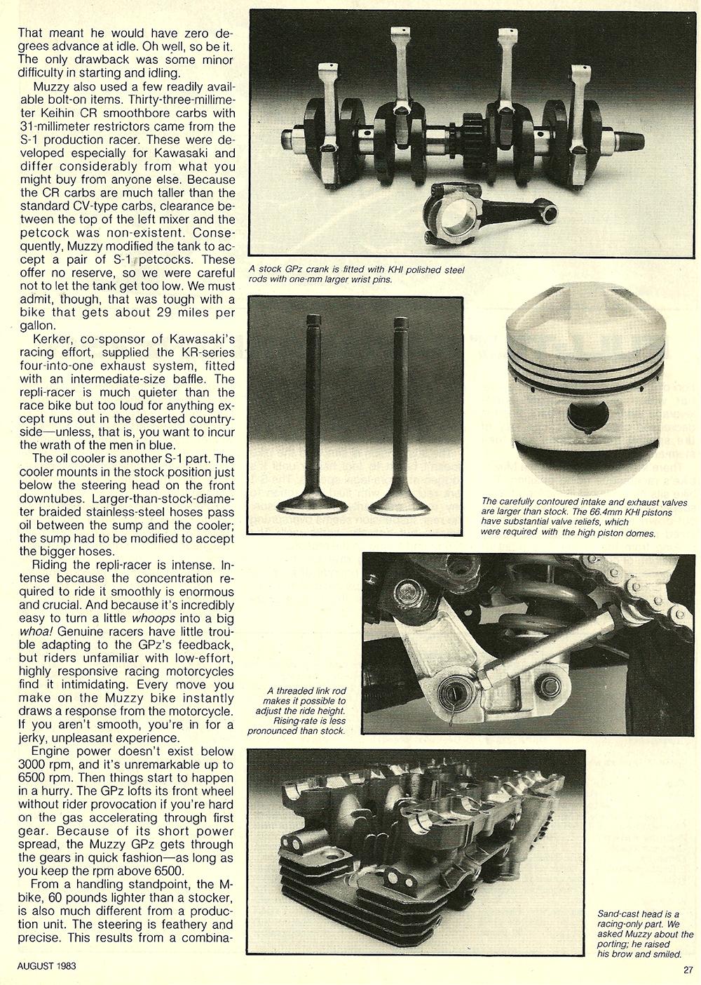 1983 Kawasaki GPz 750 full tilt test 5.jpg