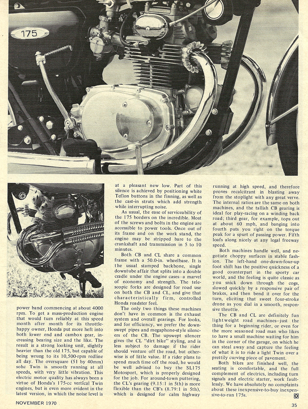 1970 Honda CB 175 CL 175 road test 02.jpg