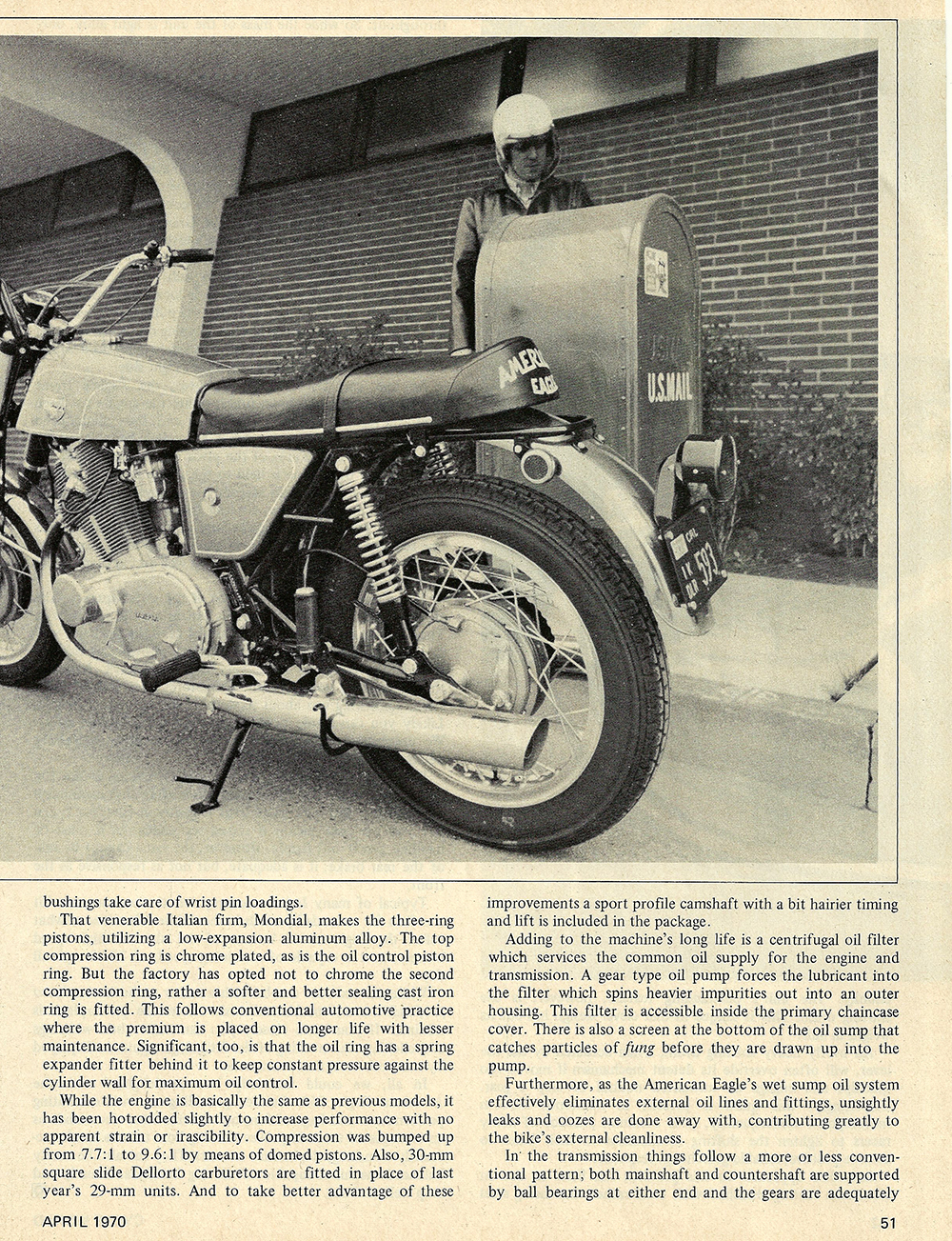 1970 American Eagle 750 SS road test 03.jpg