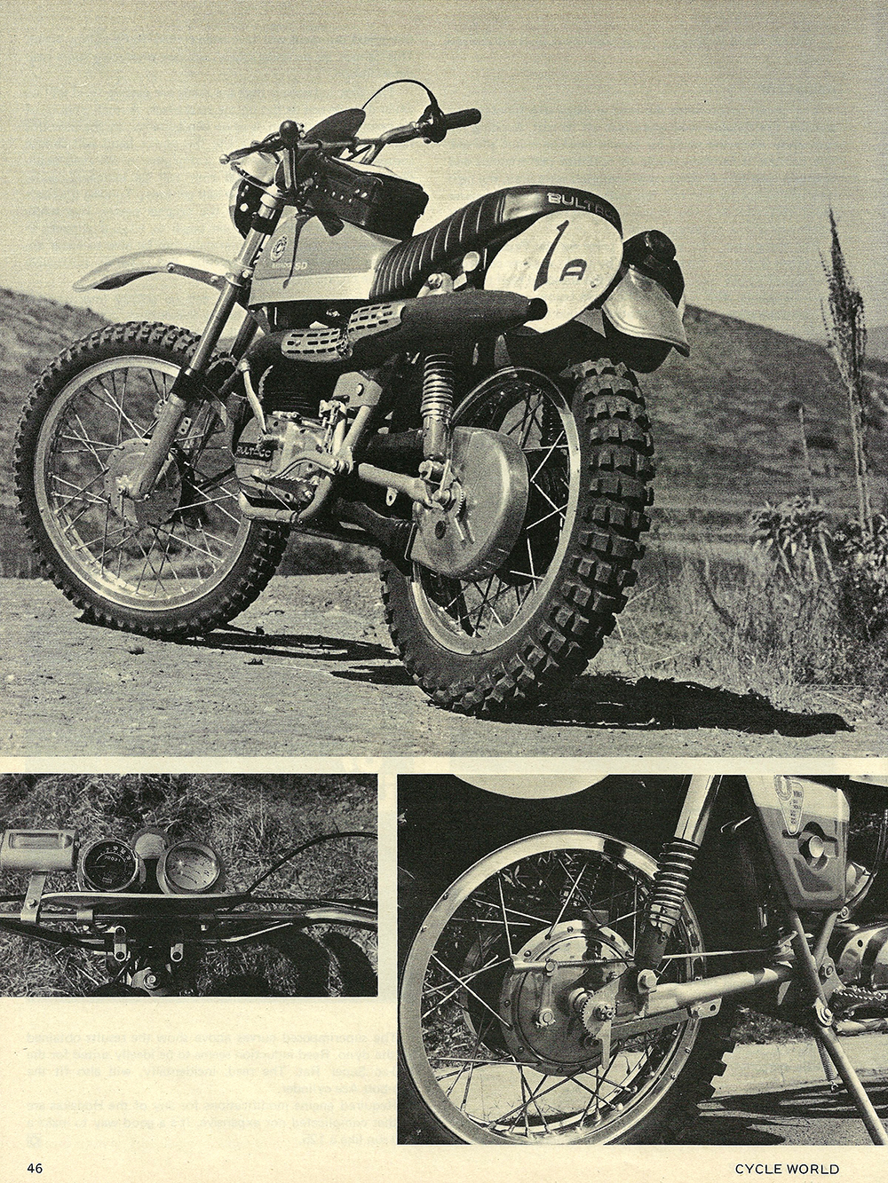 1972 Bultaco Matador Mark 4 SD road test 01.jpg