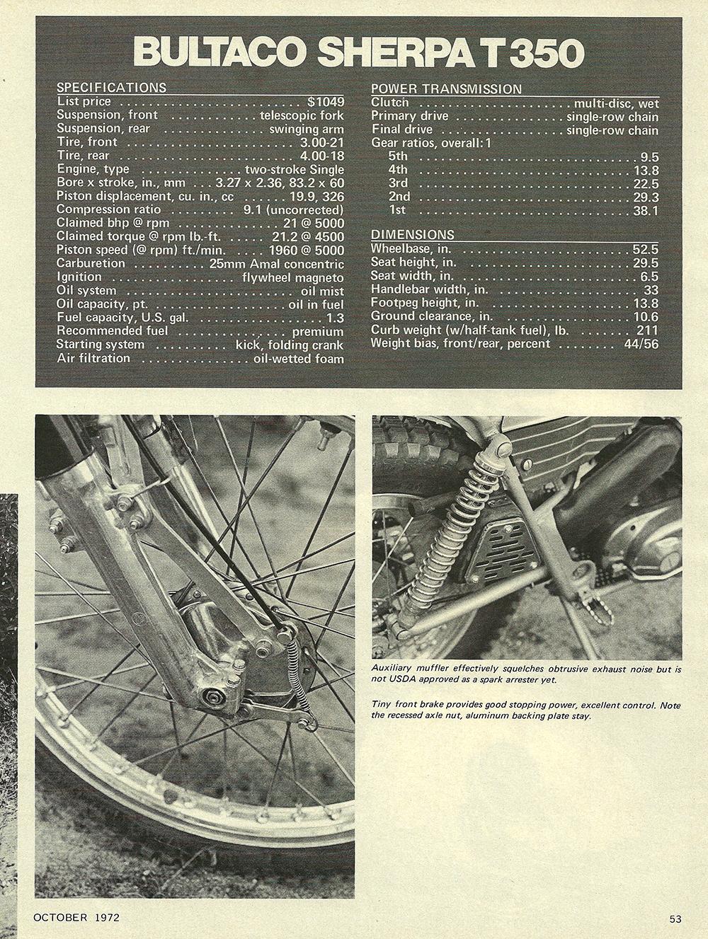1972 Bultaco Sherpa T 350 road test 04.jpg
