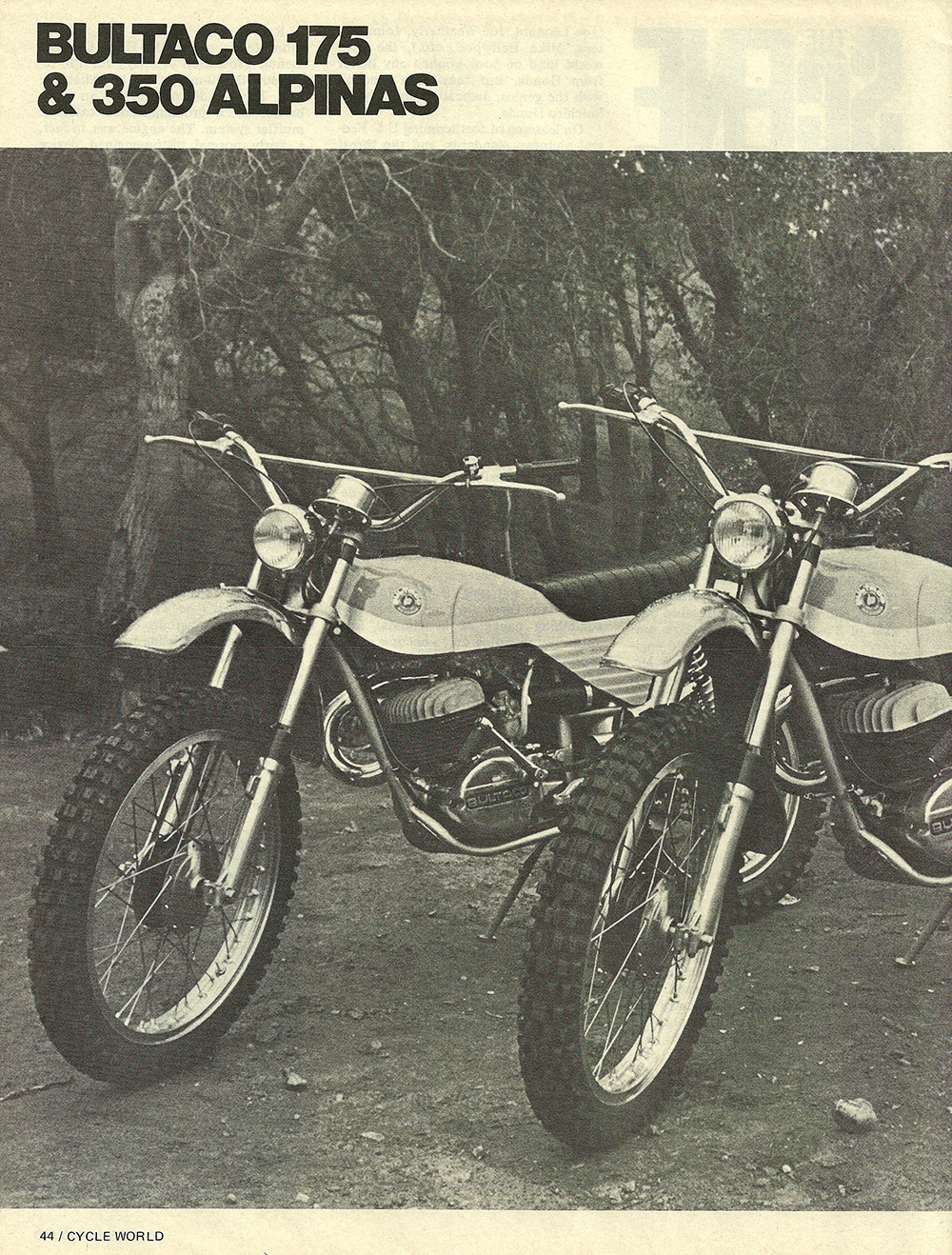 1973 Bultaco Alpina 175 350 road test 01.jpg