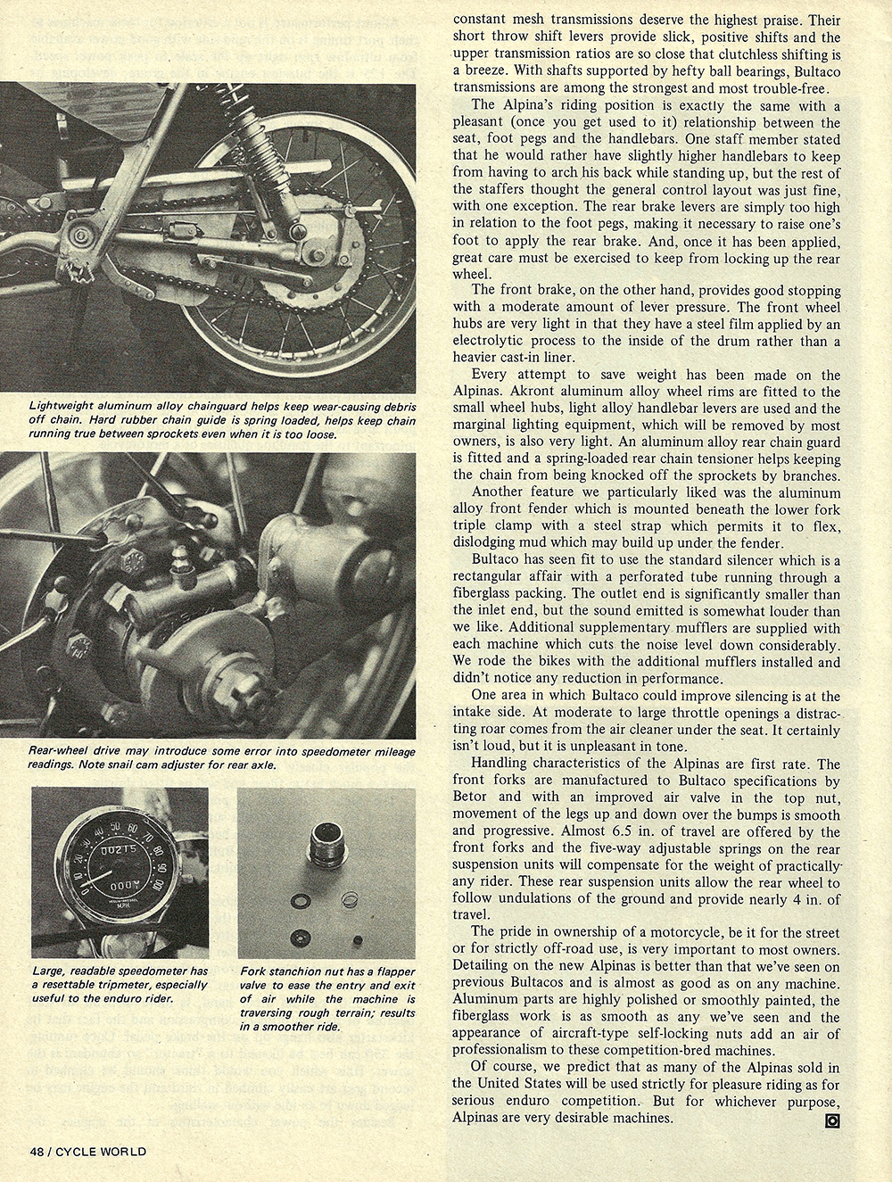 1973 Bultaco Alpina 175 350 road test 05.jpg