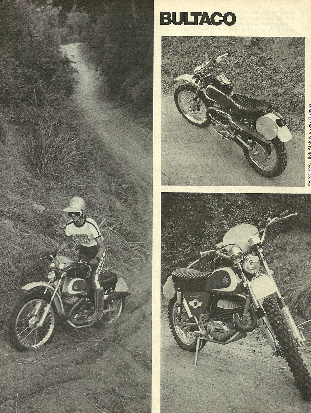 1974 Bultaco Matador 250 Mark 5 road test 04.jpg