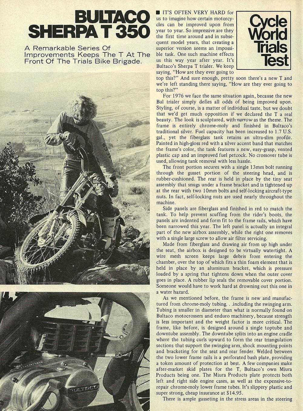 1976 Bultaco Sherpa T 350 road test 01.jpg