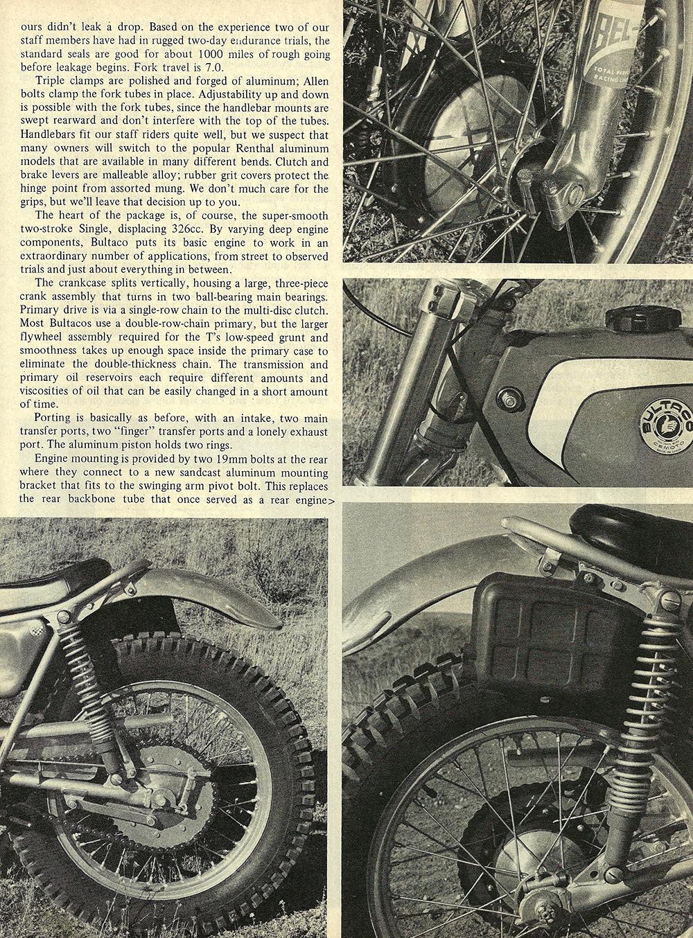 1976 Bultaco Sherpa T 350 road test 04.jpg