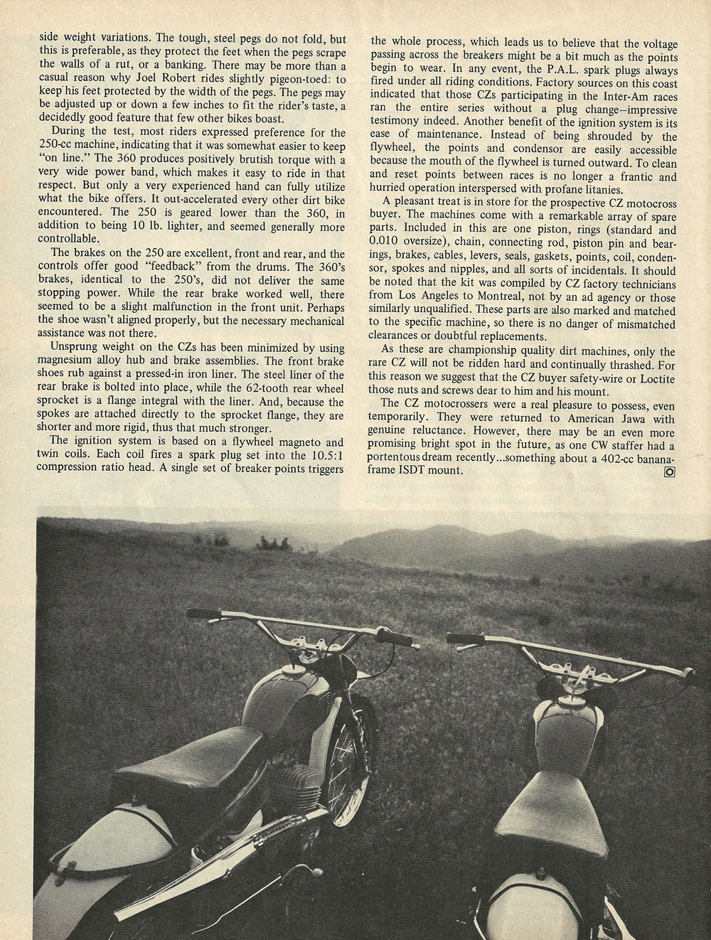 1969 CZ 360 and 250 Motocrossers road test 3.jpg