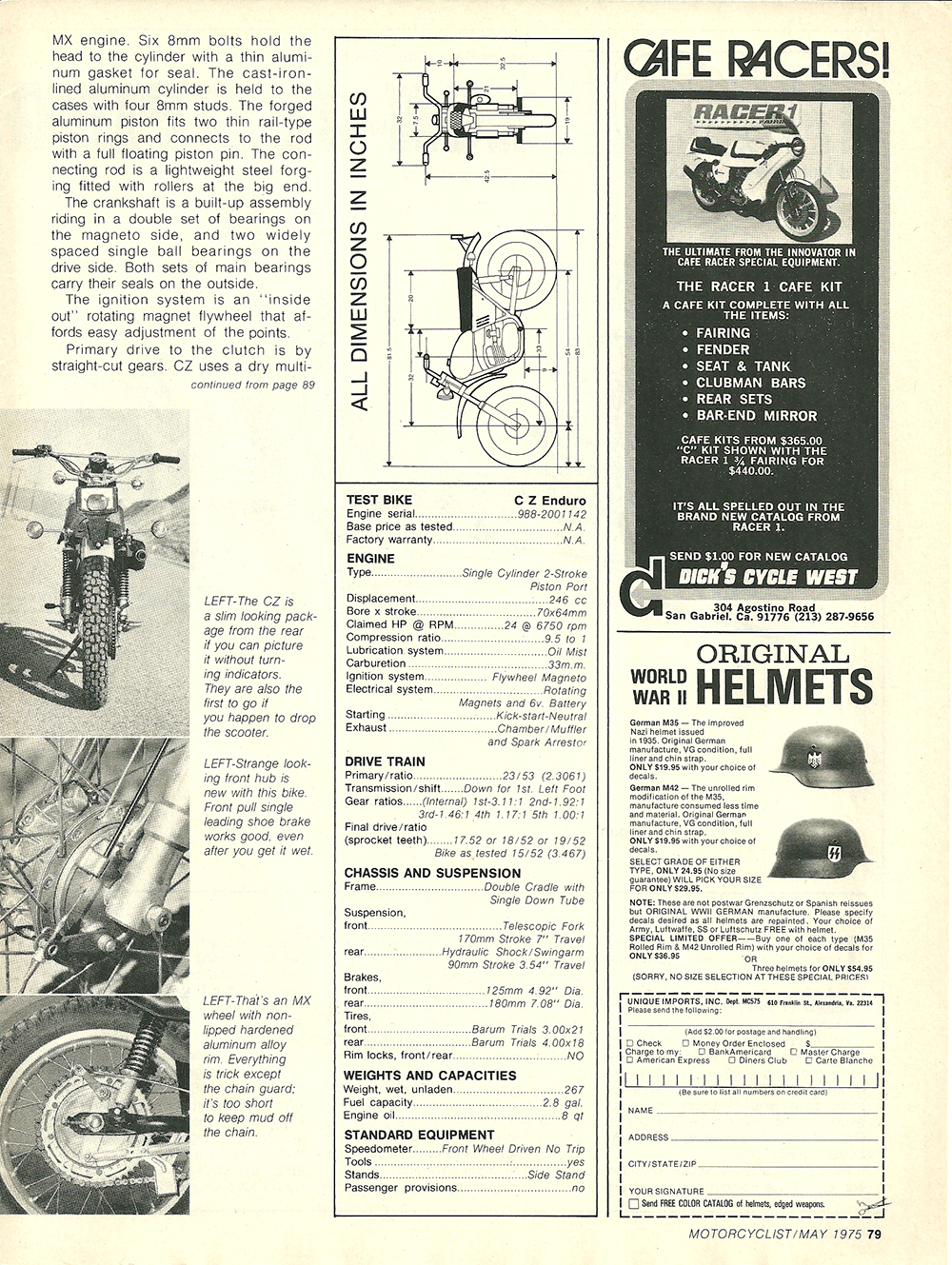 1975 CZ 250 Enduro road test 4.jpg