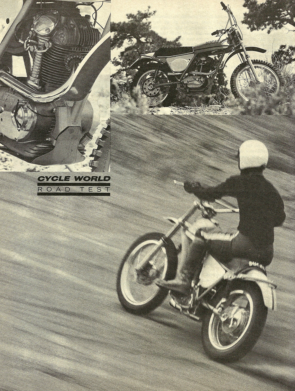 1971 Ducati 450 RT road test 01.jpg