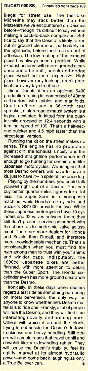 1978 Ducati Desmo 900 Super Sport road test 11.jpg