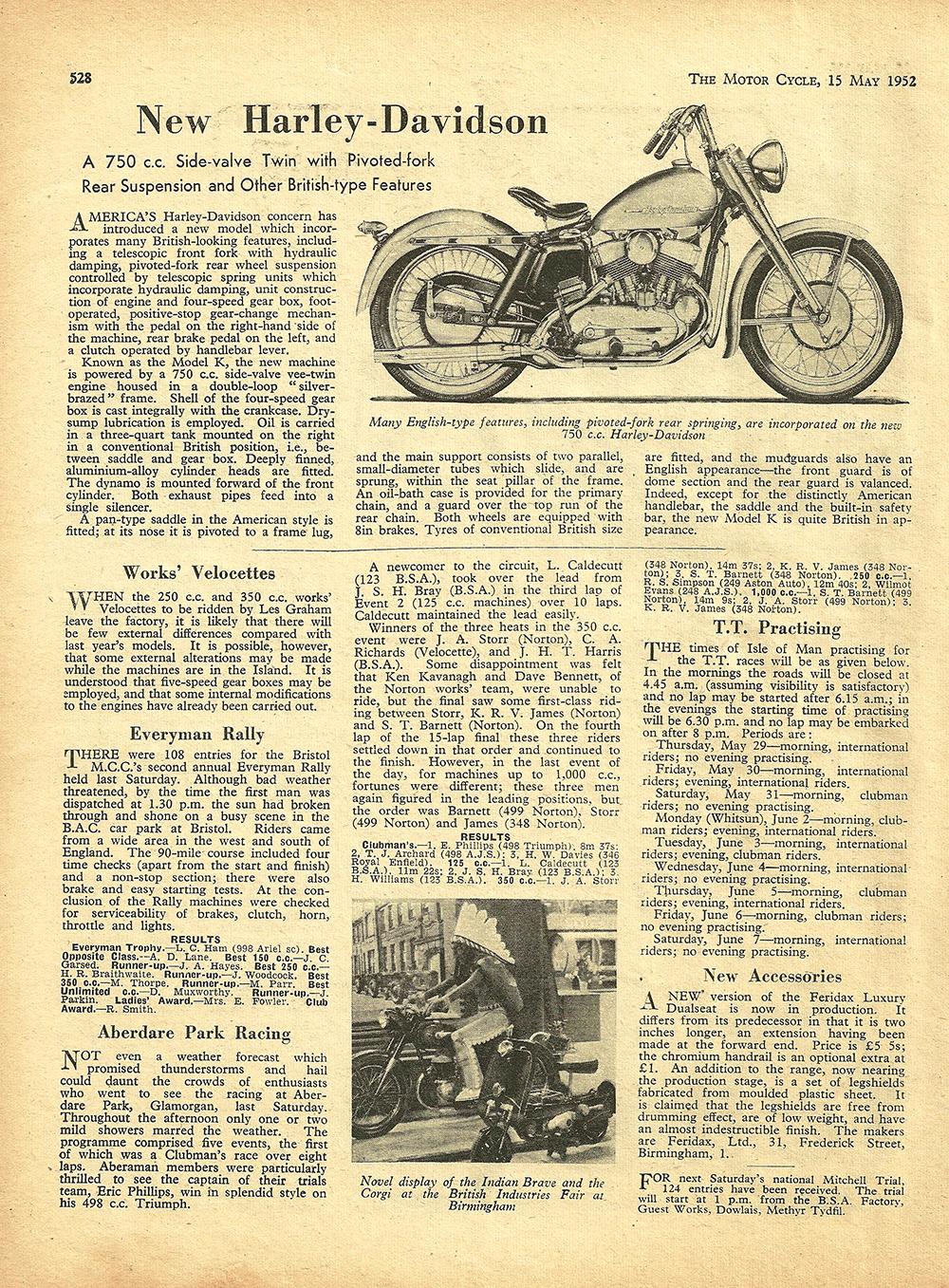 1952 Harley Davidson Model K 750 intro.JPG